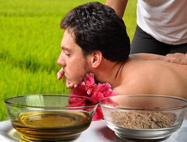 Ayurvedic Yoga Massage Course