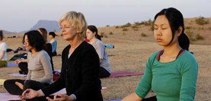 Yoga Treatment & Lifestyle