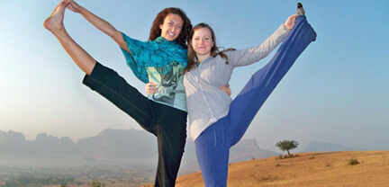 Advance Yoga Course