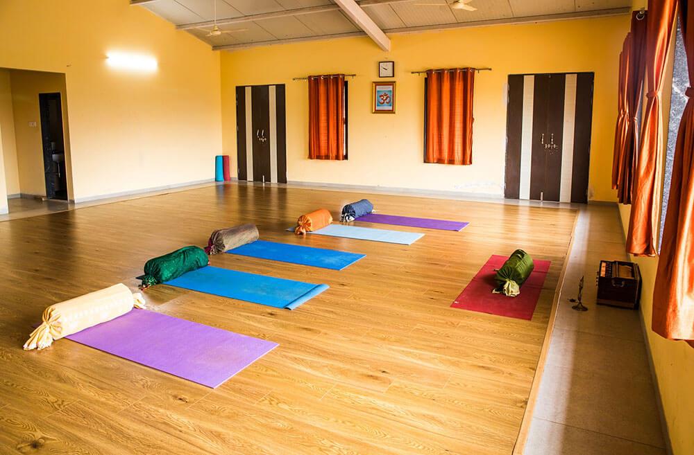 Yoga Hall 3