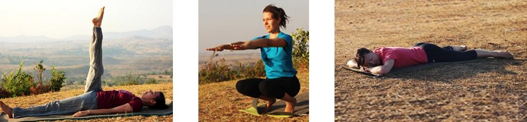 Asana Yoga Technique Poses For Beginners