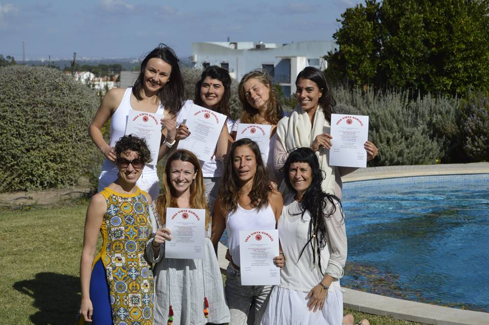 Yoga Teacher Training Program - Italy